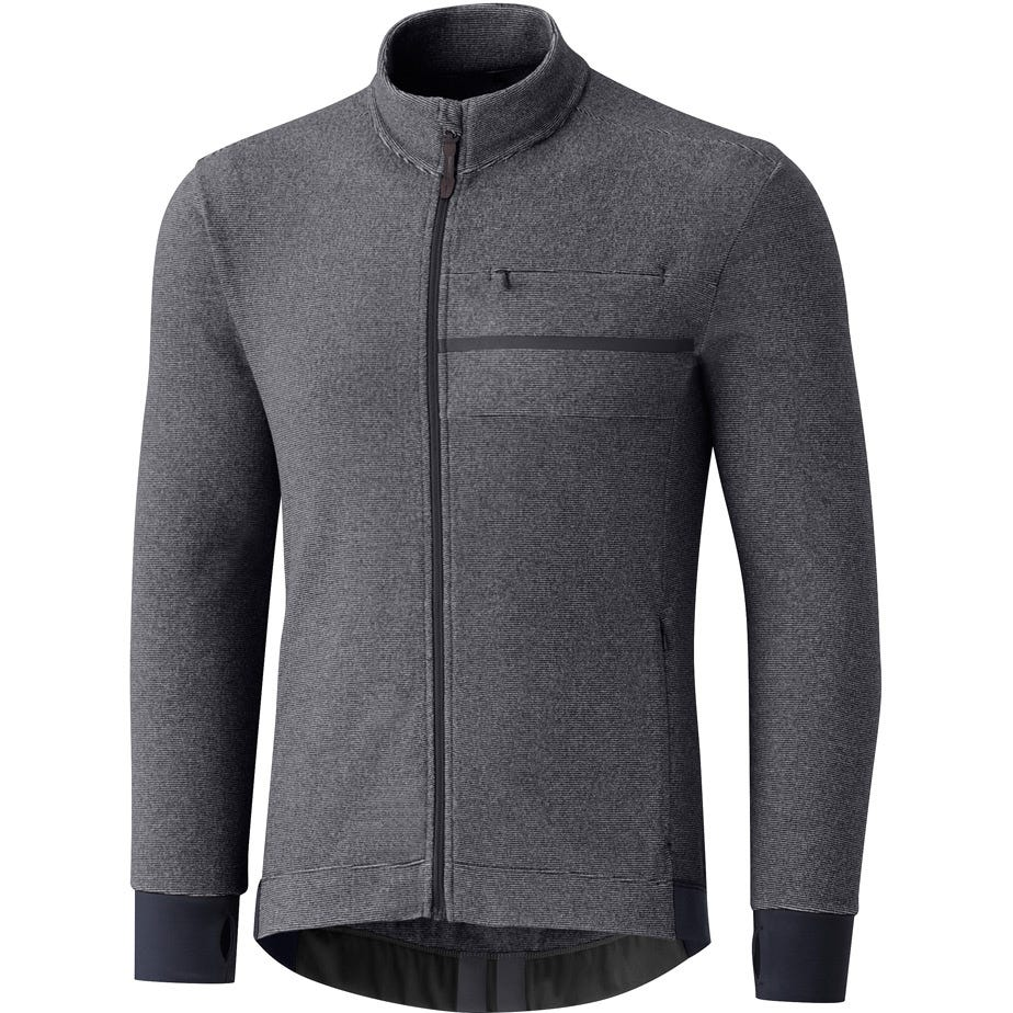 Shimano Clothing Men's Transit Fleece Jersey