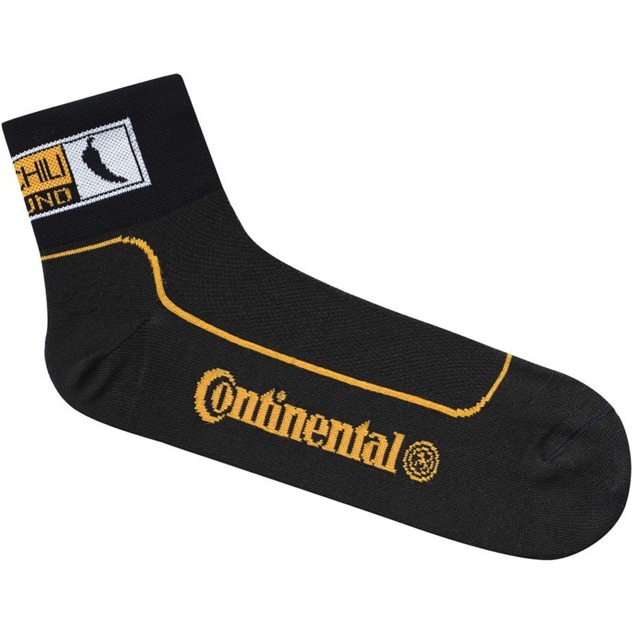Continental Cycle socks black 44-46 X-large