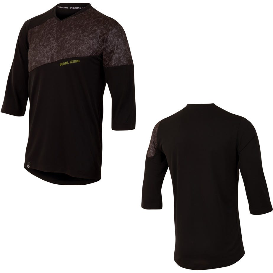 PEARL iZUMi Men's Launch 3/4 Sleeve Jersey