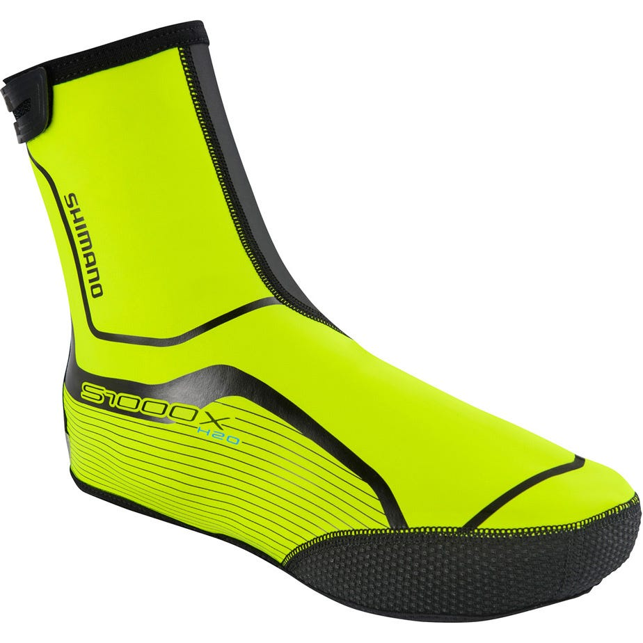 Shimano Clothing S1000X H2O overshoe, with BCF and PU coating