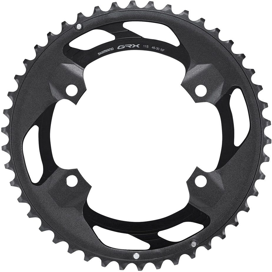 Shimano GRX FC-RX600-11 chainring 46T-NF