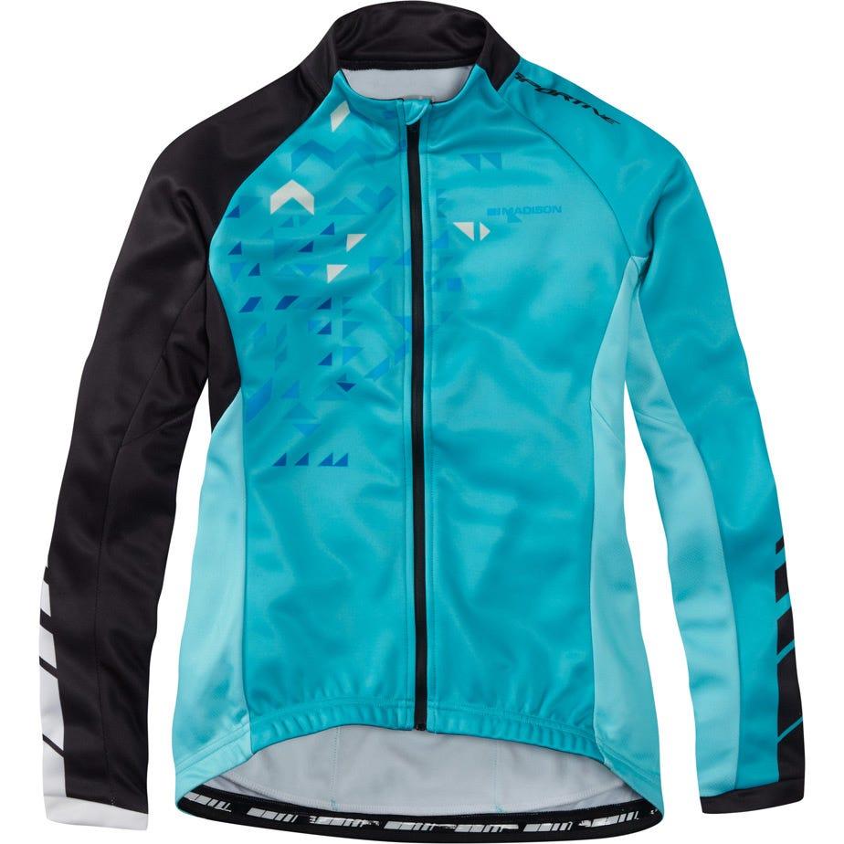 Madison Sportive women's long sleeve thermal roubaix jersey