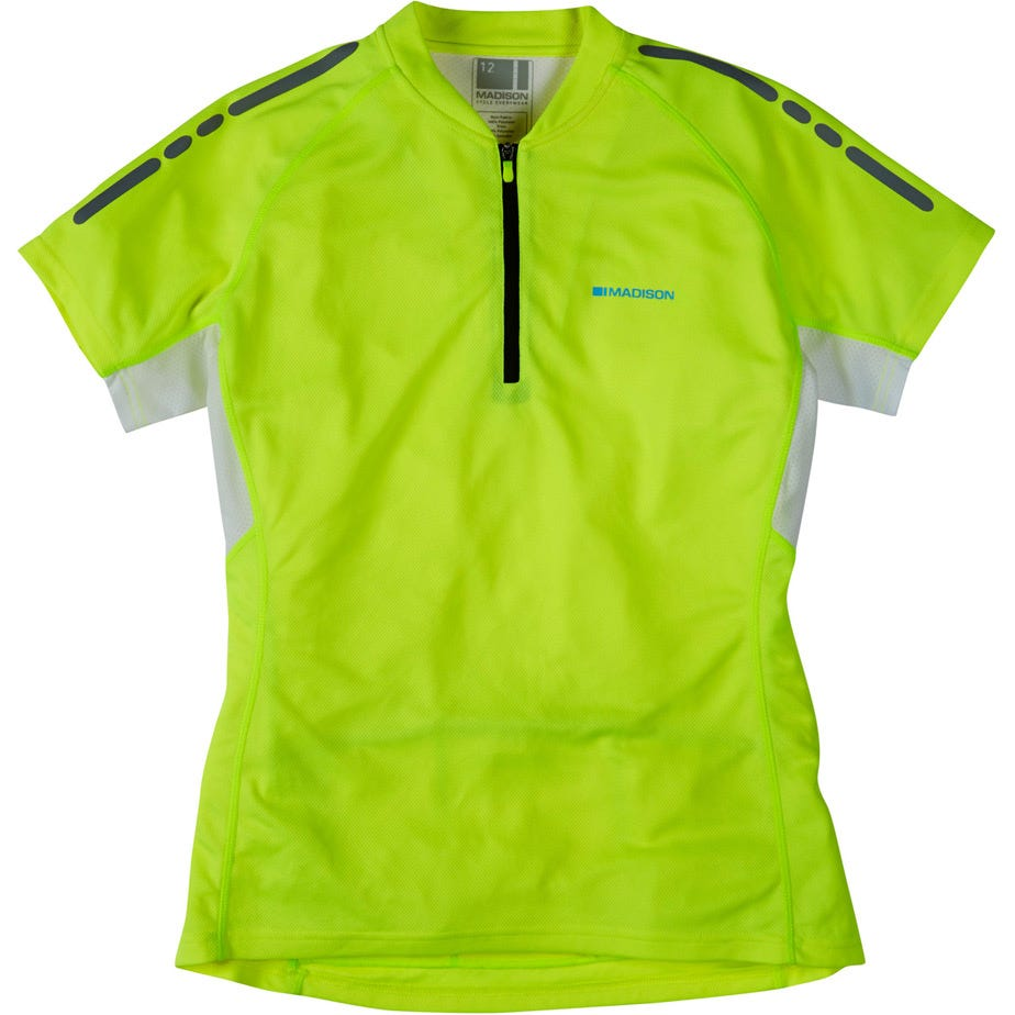 Madison Stellar women's short sleeved jersey
