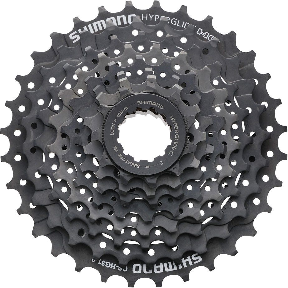 Shimano Acera CS-HG31 8-speed cassette