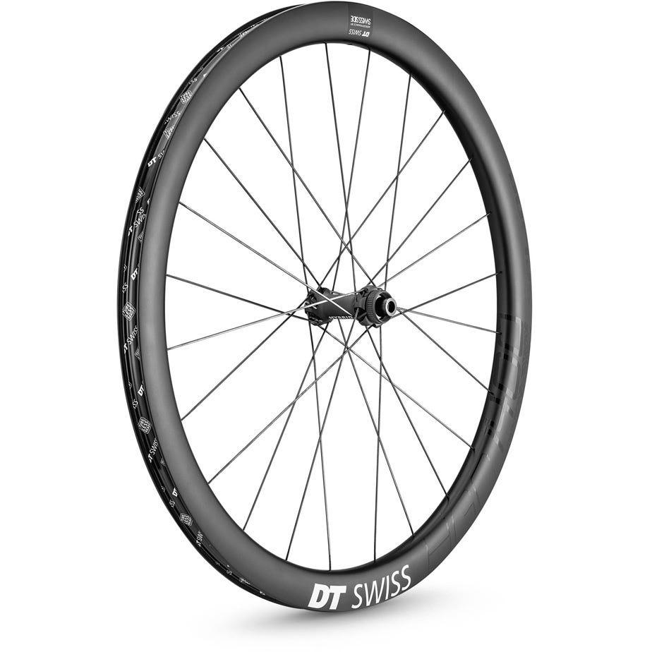 DT Swiss HGC 1400 HYBRID disc brake wheel, 42 x 24 mm rim, 110 x 12 mm axle, 700c front