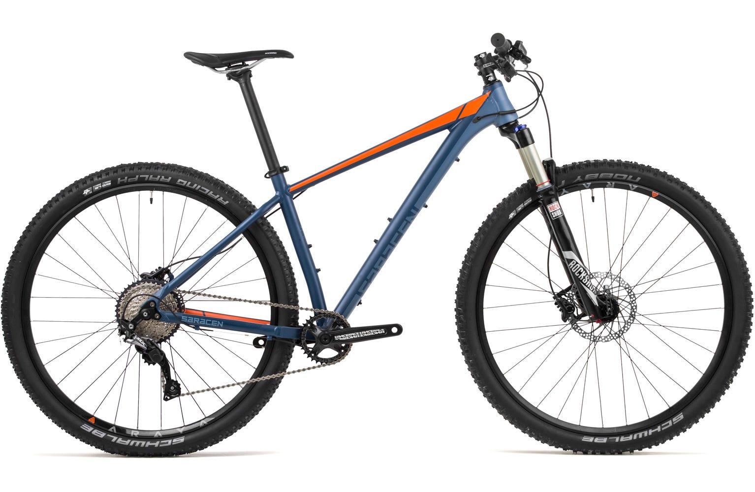 Saracen Zenith Trail 29er 19 inch bike Ex Display