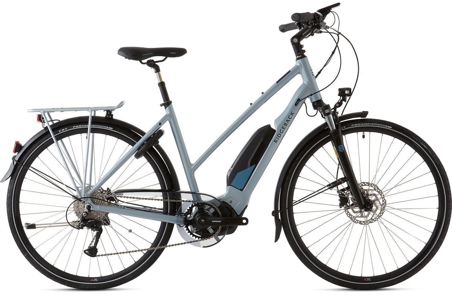 Ridgeback 2020 Cyclone Open Frame Sm Ex Display Bike