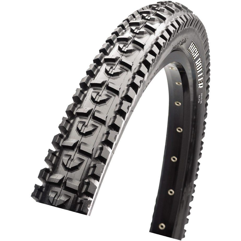 Maxxis High Roller II 27.5 x 2.40 60 TPI Folding Single Compound SilkShield eBike tyre