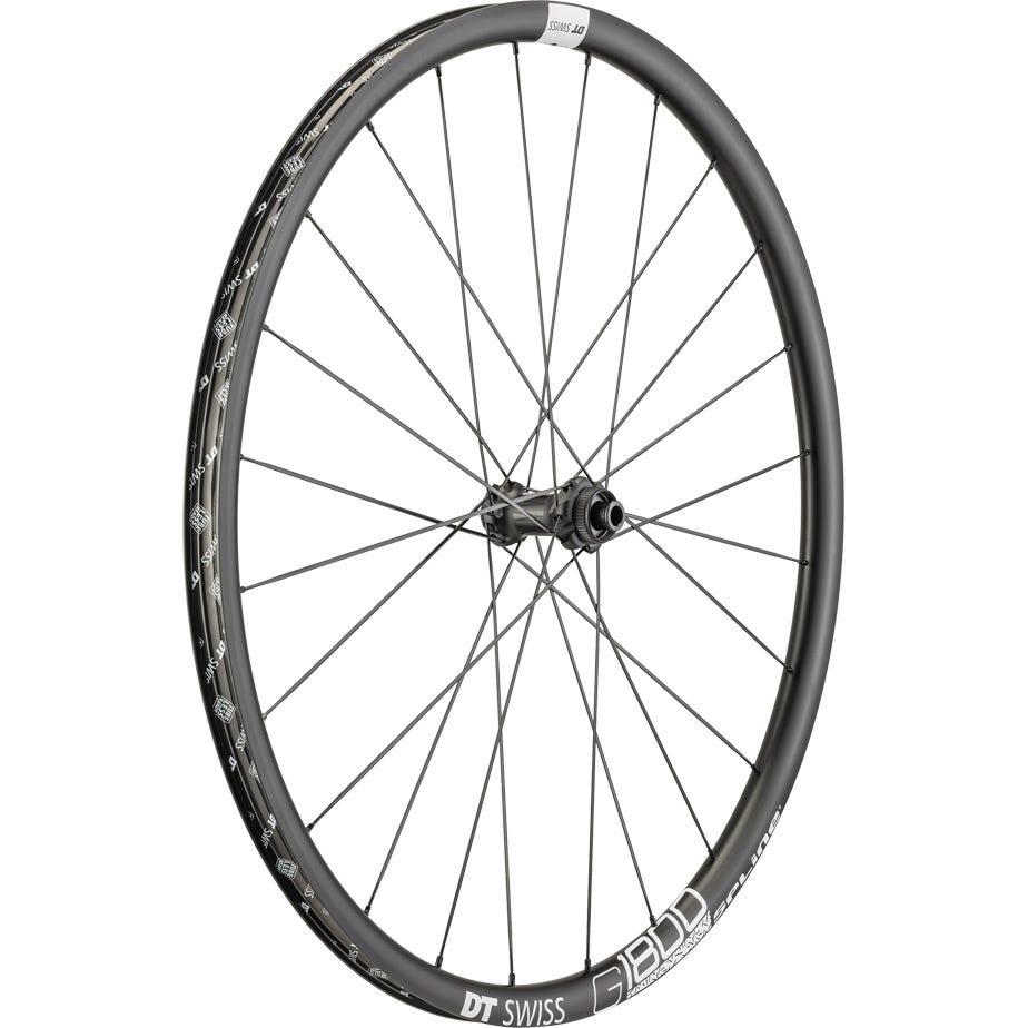 DT Swiss G 1800 SPLINE disc brake wheel, clincher 25 x 24 mm, 700c front