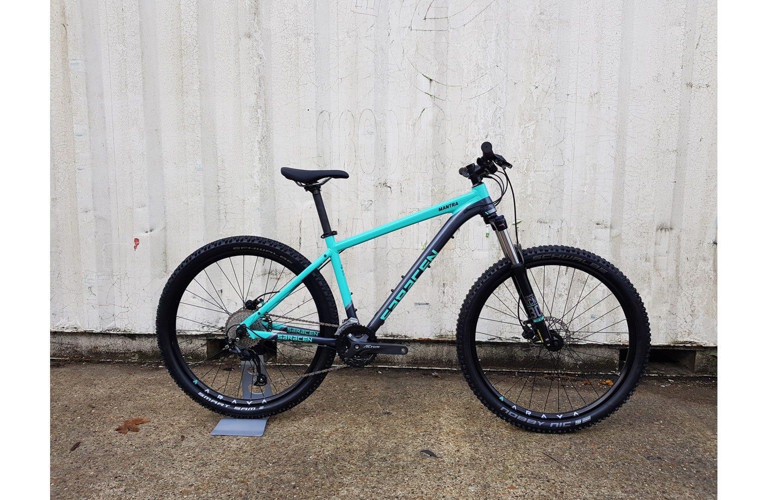 "Saracen Mantra Trail W 15"" Ex Brand Sample Bike"