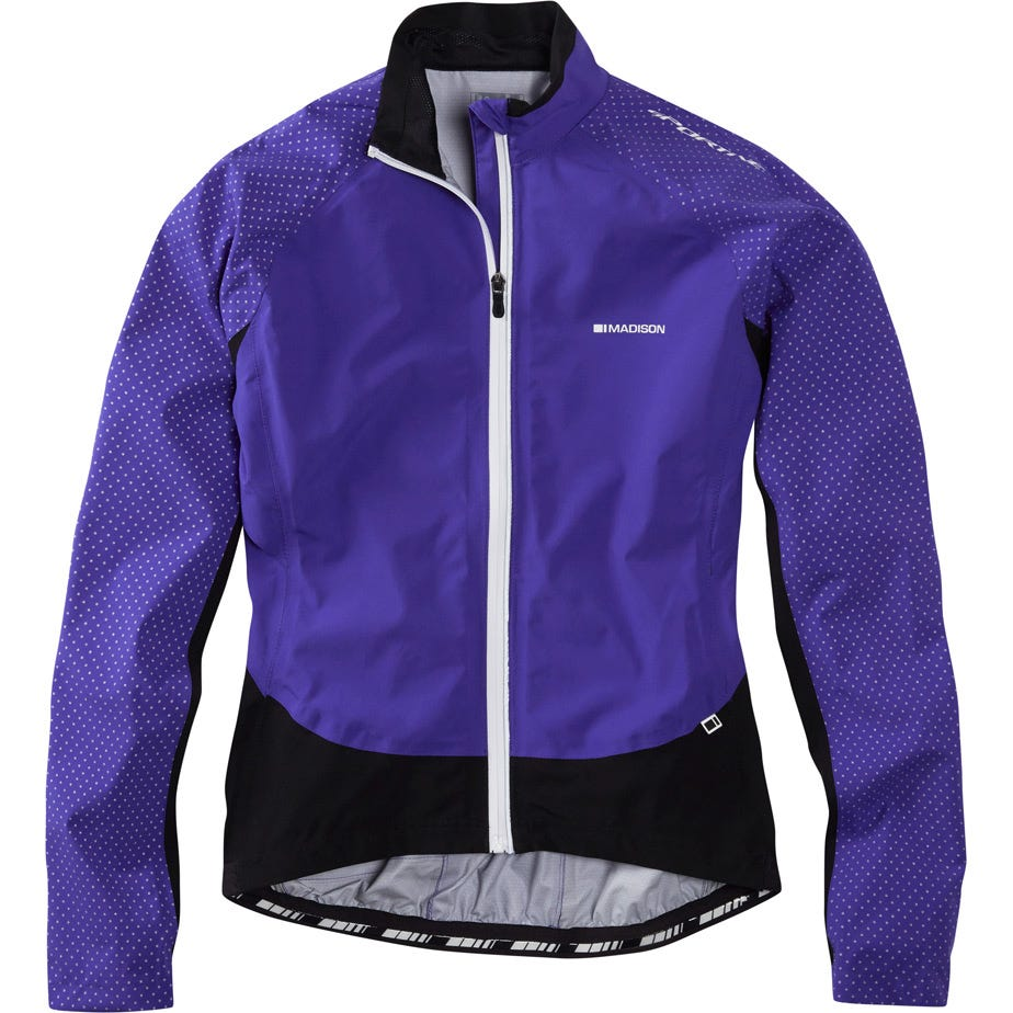 Madison Sportive Hi-Viz women's waterproof jacket