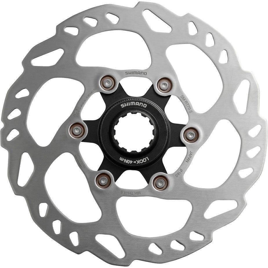 Shimano SLX SM-RT70 Ice Tech Center Lock disc rotor