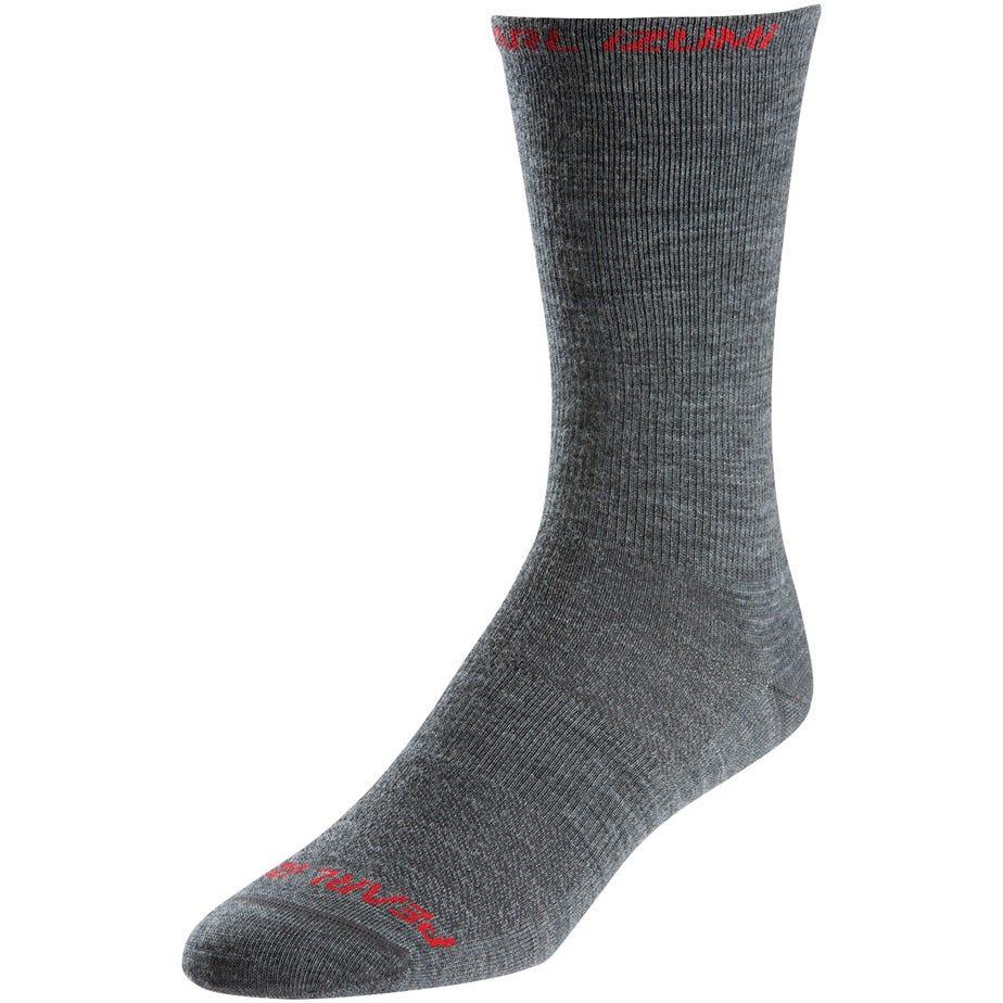 PEARL iZUMi Unisex ELITE Tall Wool Sock
