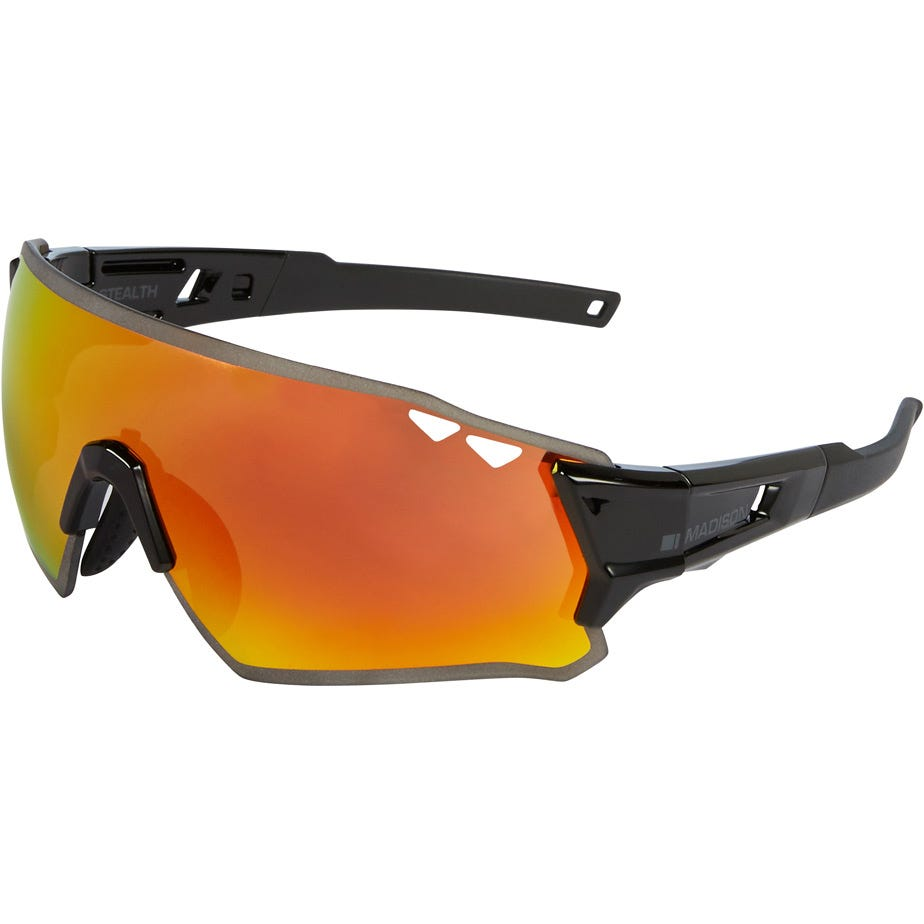 Madison Stealth glasses 3 pack