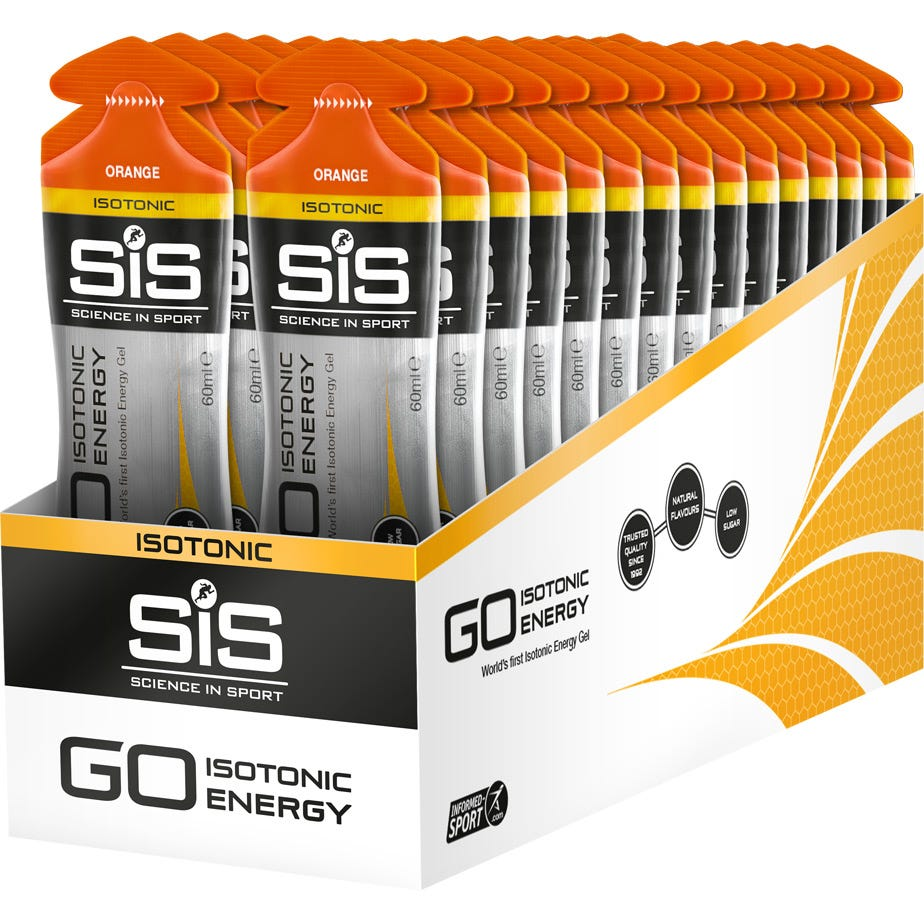 Science In Sport GO Isotonic Energy Gel