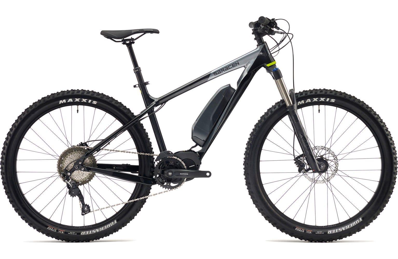 Saracen Zen E 17 inch bike Ex Display