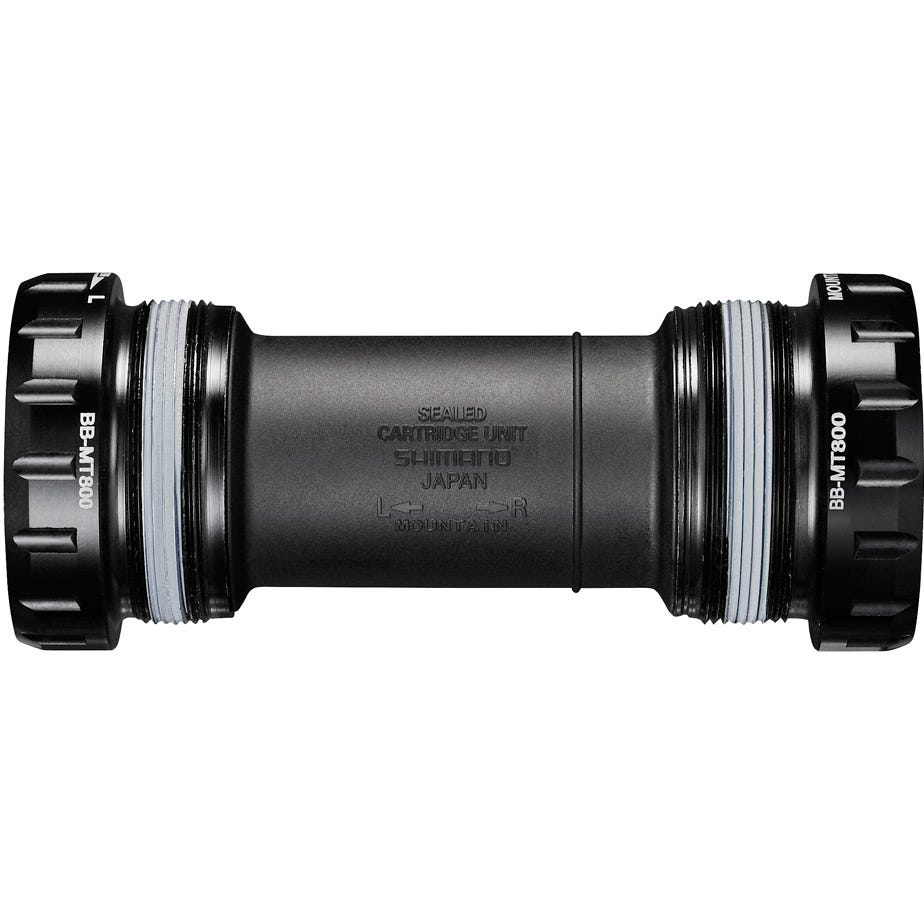 Shimano BB-MT800 bottom bracket cups - English thread cups, 68 / 73 mm