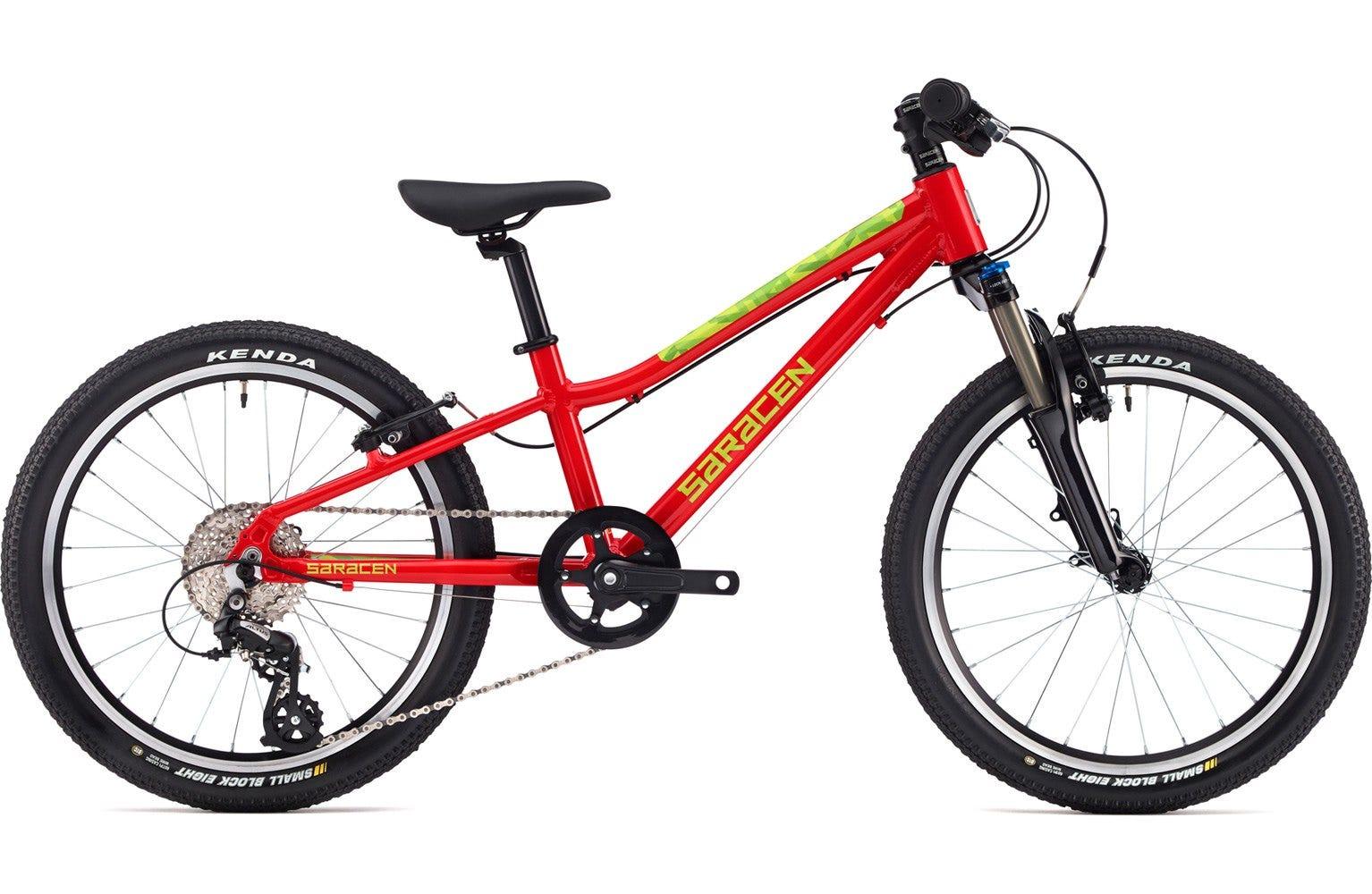 Saracen Mantra 2.0 bike