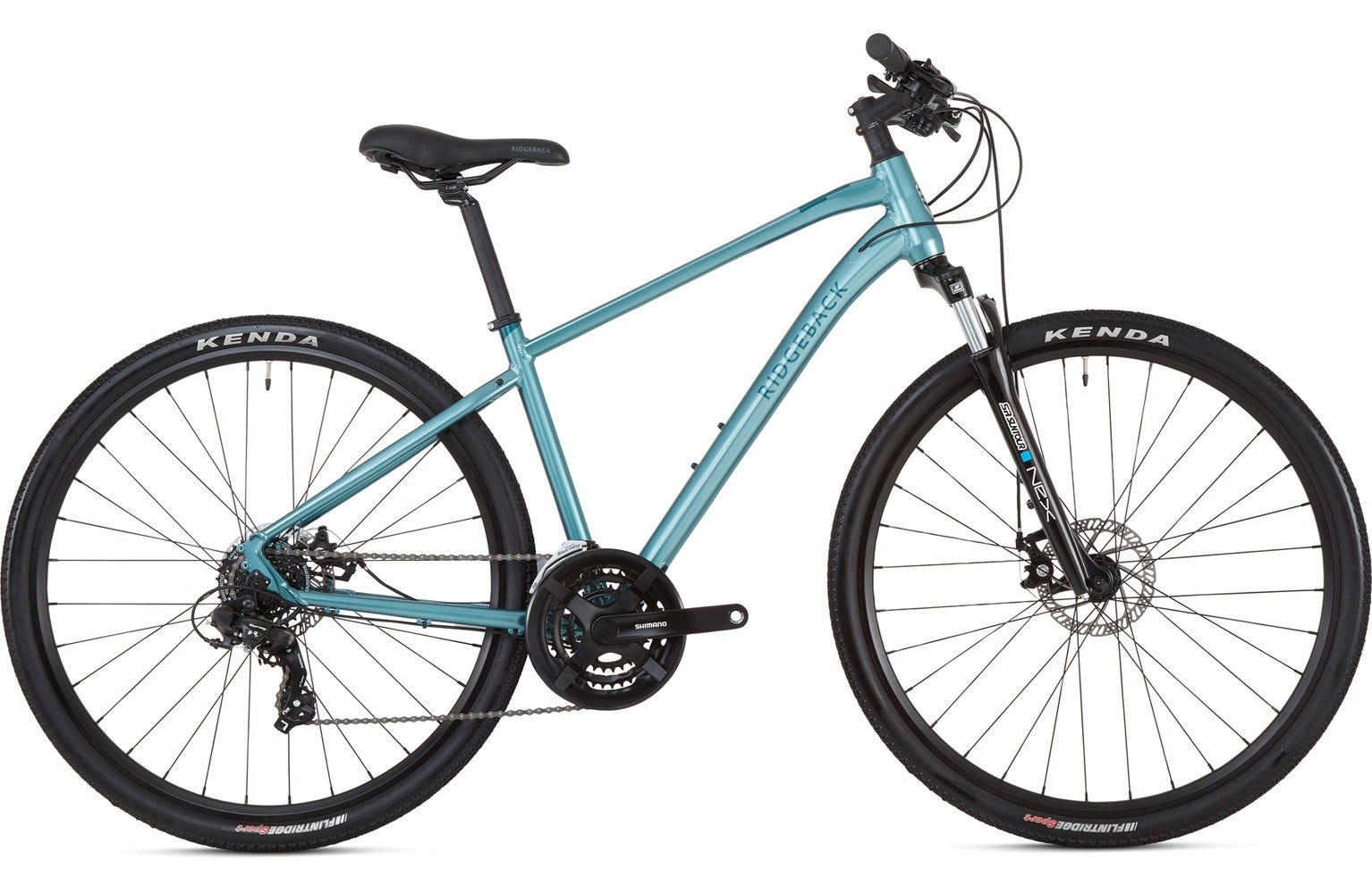 Ridgeback 2020 Nemesis W Md Ex Display Bike