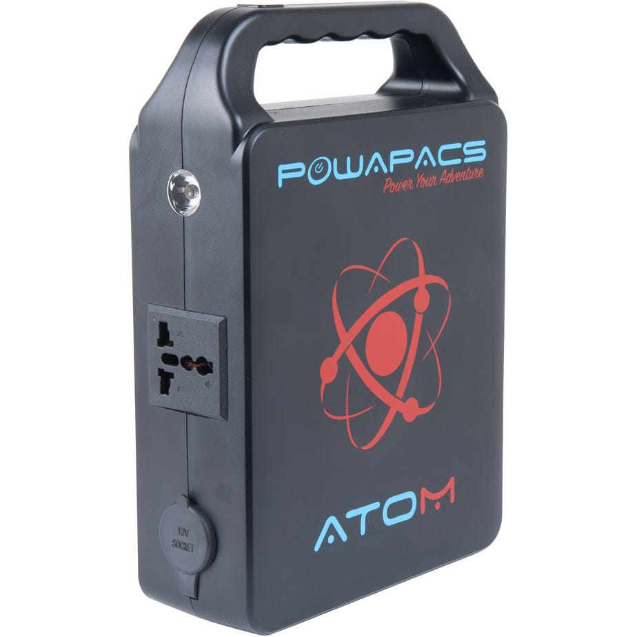 Powapacs  Atom 78