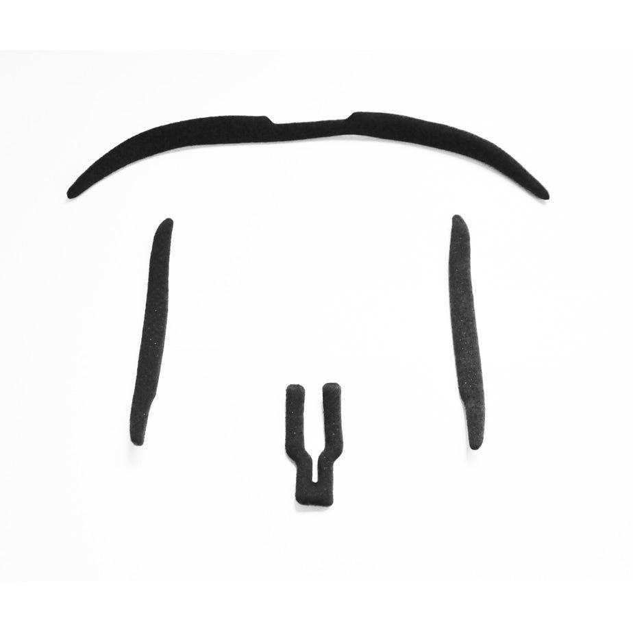 Lazer Blade+ Pads, Small/Medium/Large