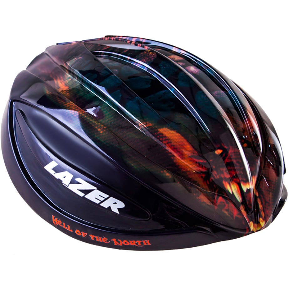 Lazer Genesis Aeroshell Hell of the North large / x-large