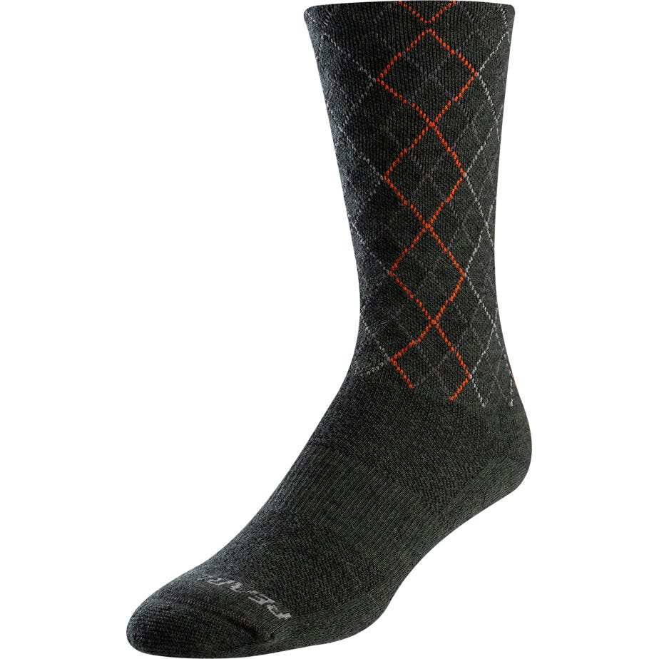 PEARL iZUMi Unisex Merino Wool Thermal Socks