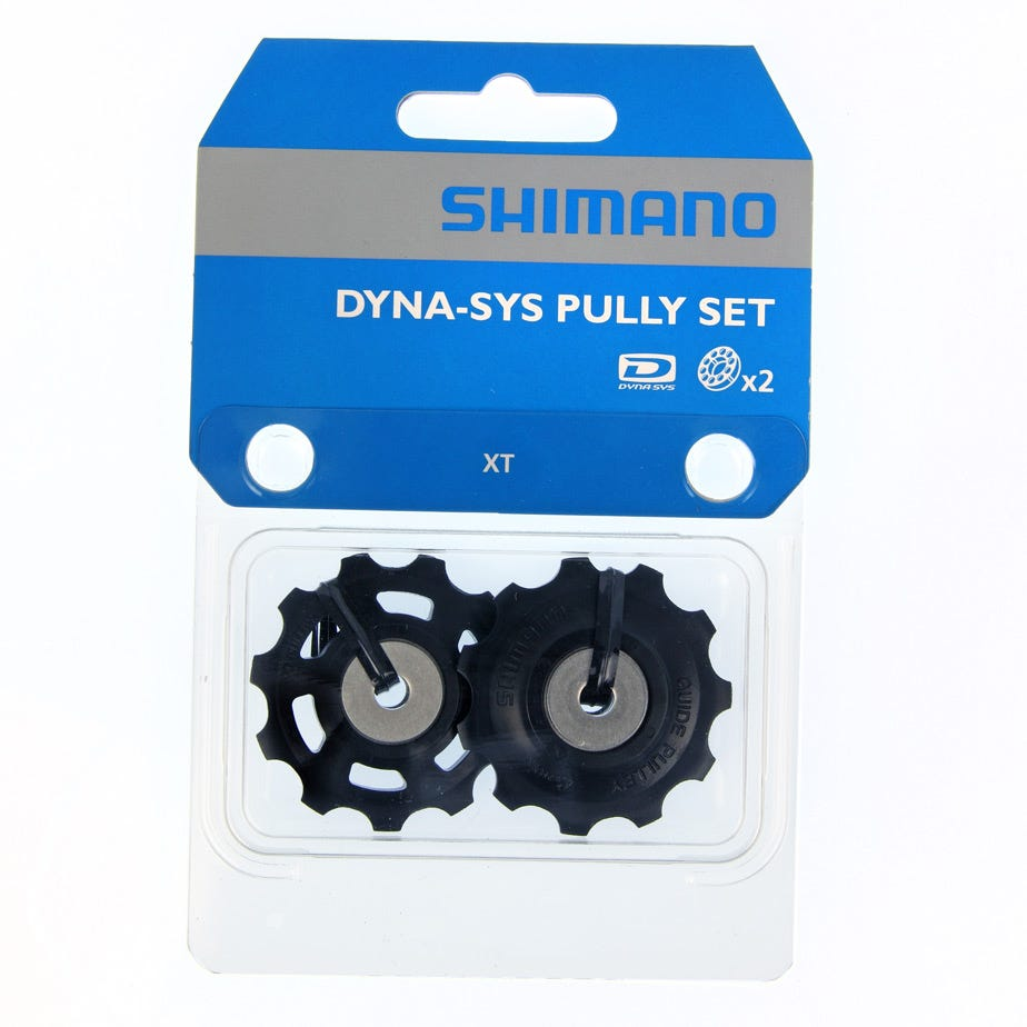 Shimano Spares RD-M773 guide and tension pulley set