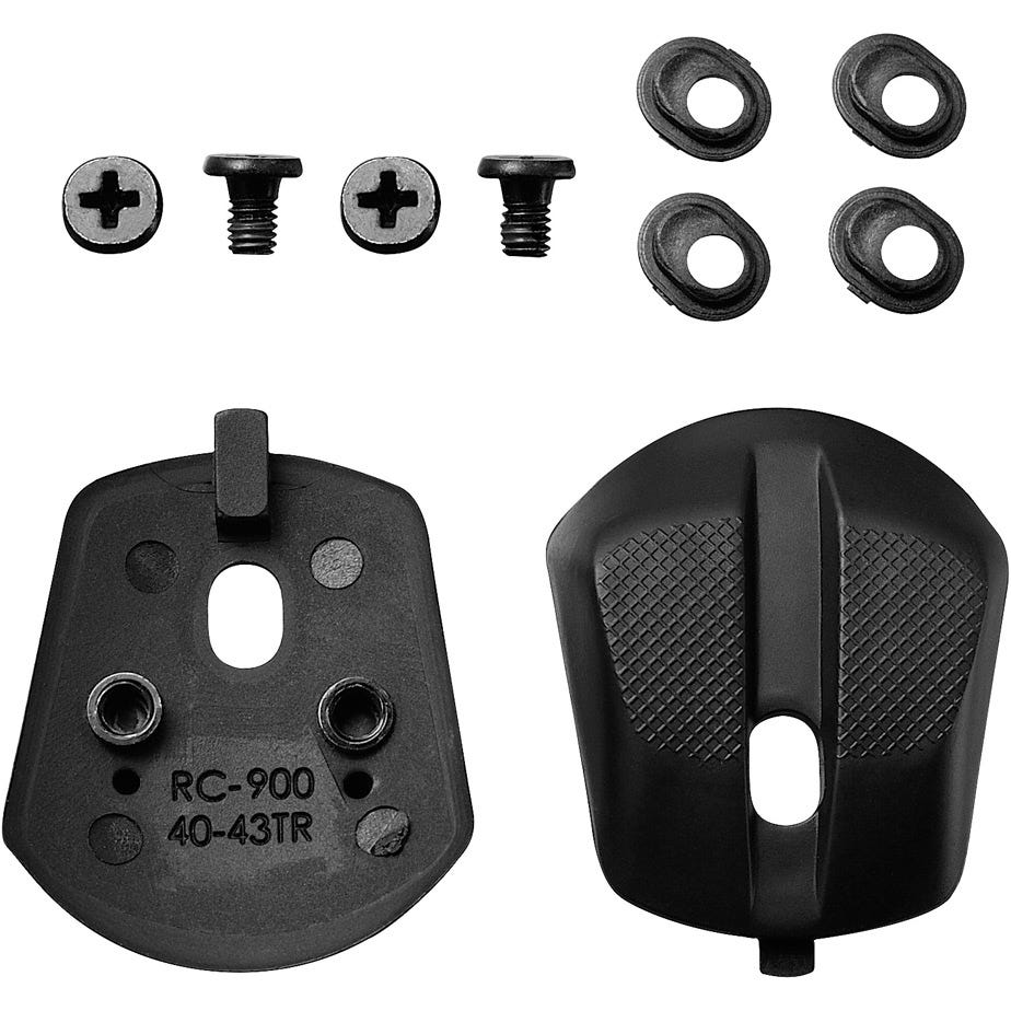 Shimano Spares Heel pad set, RC9, size 40 to 43.5