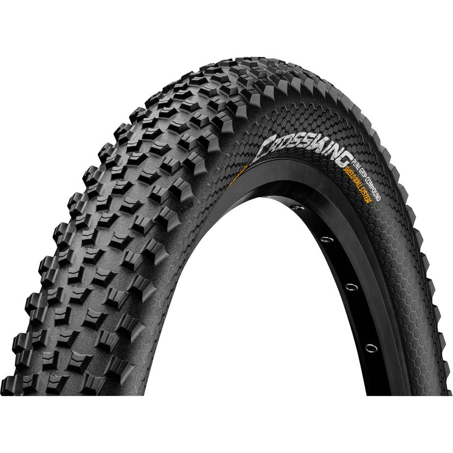 "Continental Cross King 27.5 x 2.6"" PureGrip ShieldWall folding"