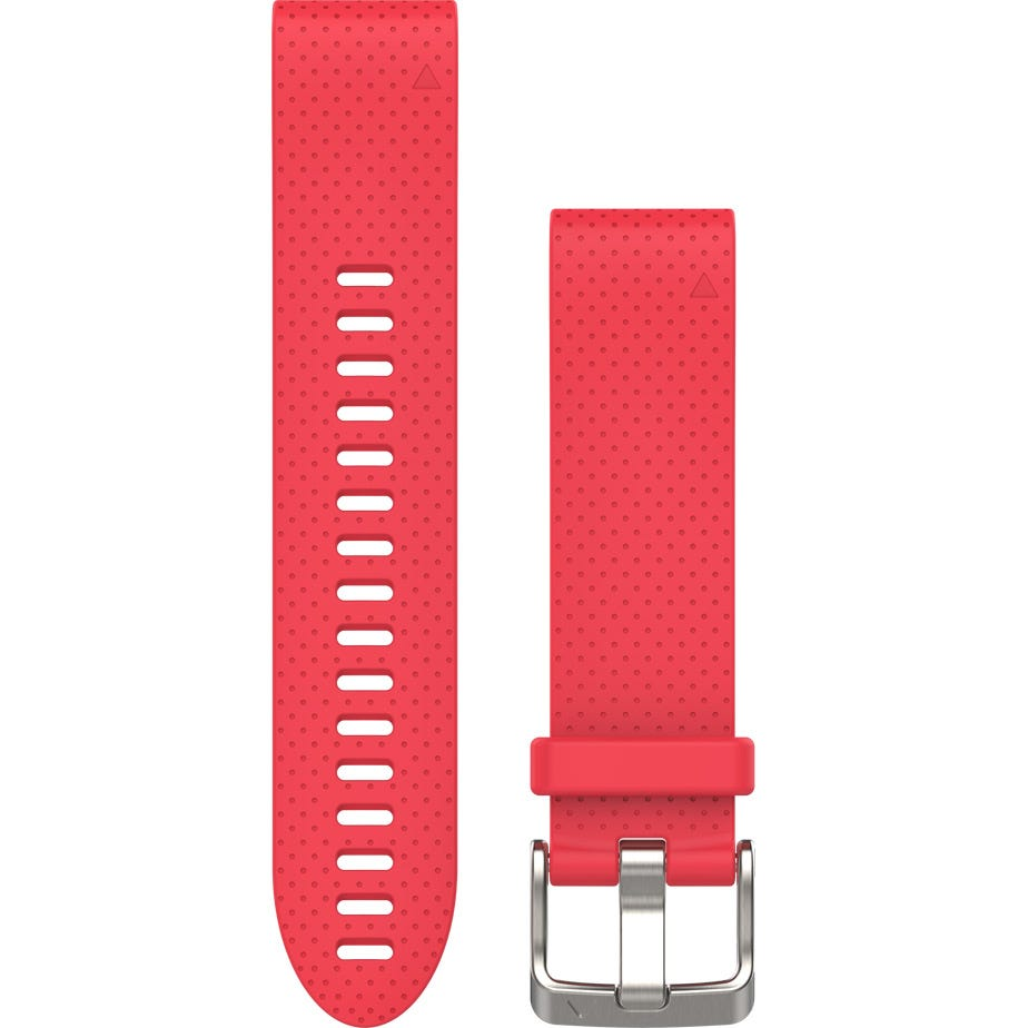 Garmin Fenix 5 - quickfit 20 watch band - azelea pink
