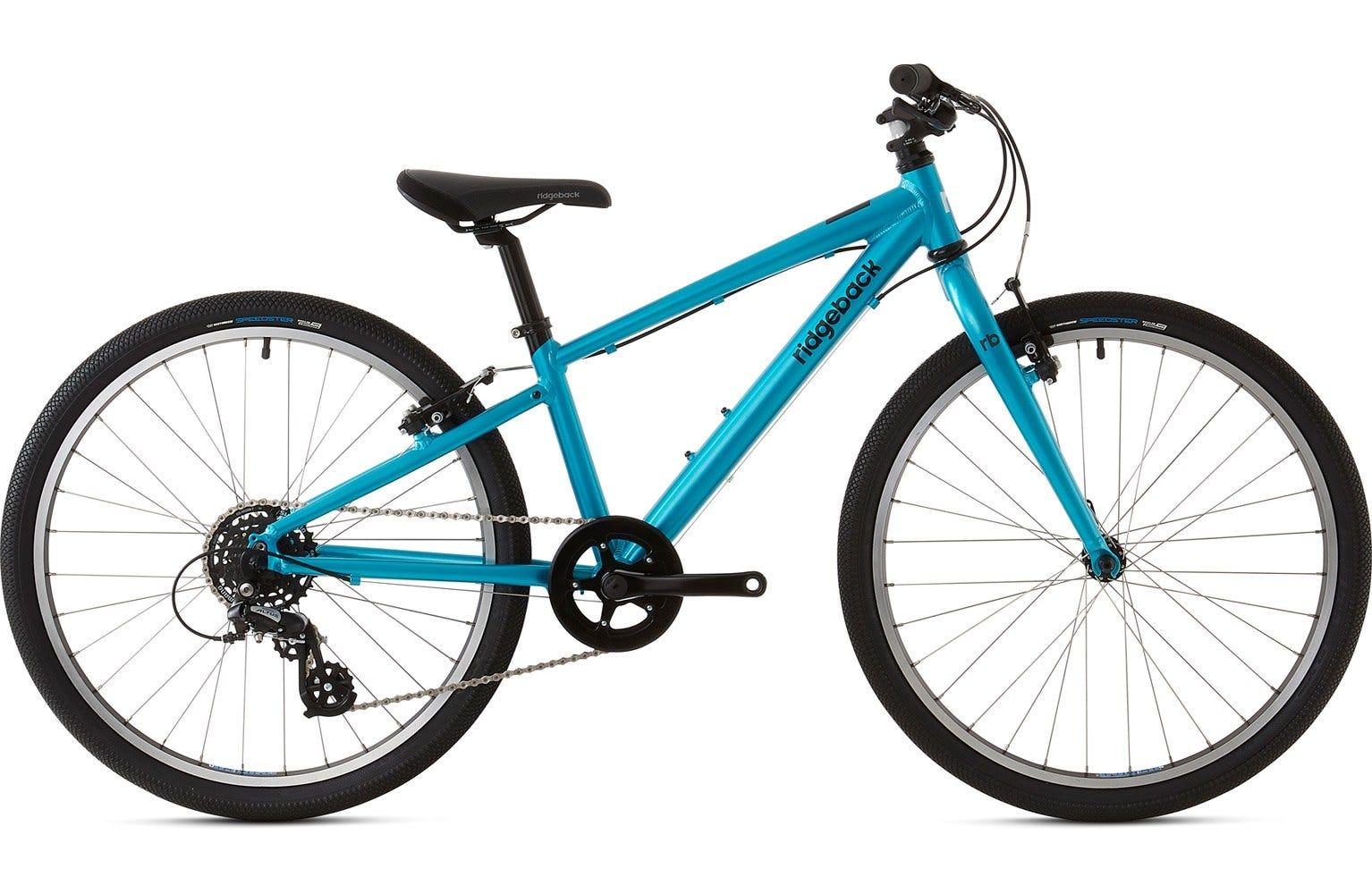 Ridgeback 2020 Dimension 24 Inch Blue Ex Display Bike