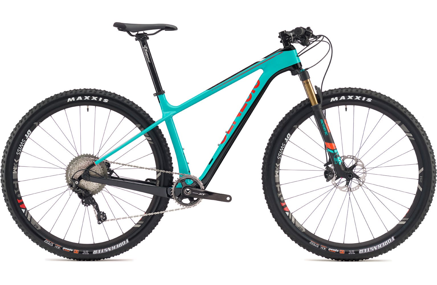 Genesis Mantle 30 XC Carbon Race 2018