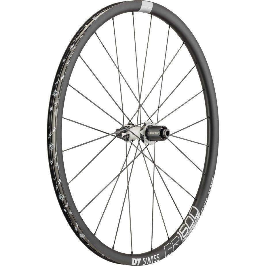 DT Swiss GR 1600 SPLINE disc brake wheel, clincher 25 x 24 mm, 650B rear