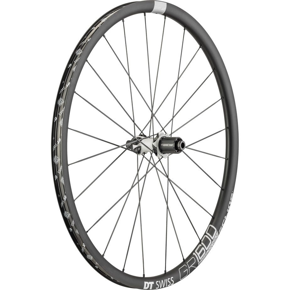 DT Swiss GR 1600 SPLINE disc brake wheel, clincher 25 x 24 mm, 650B rear