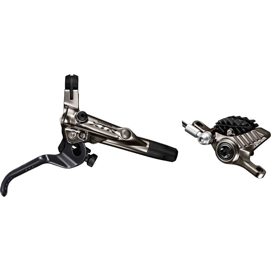 Shimano XTR BR-M9020 XTR bled I-spec-II ready brake lever/Post mount calliper