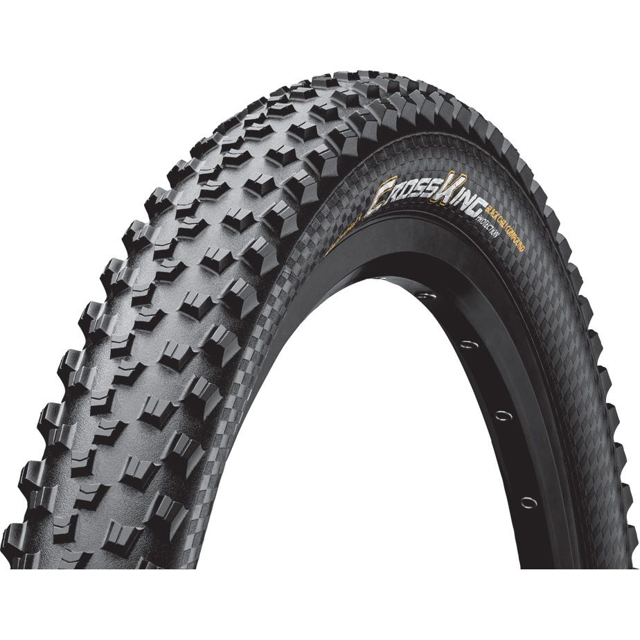 "Continental Cross King 27.5 x 2.8"" ProTection black folding"