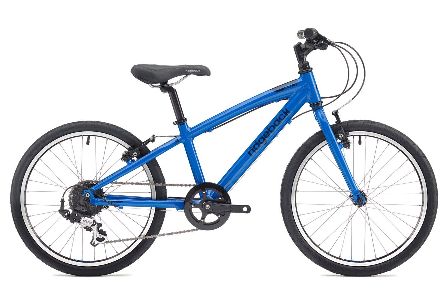 Ridgeback Dimension 20 inch bike blue Ex Display