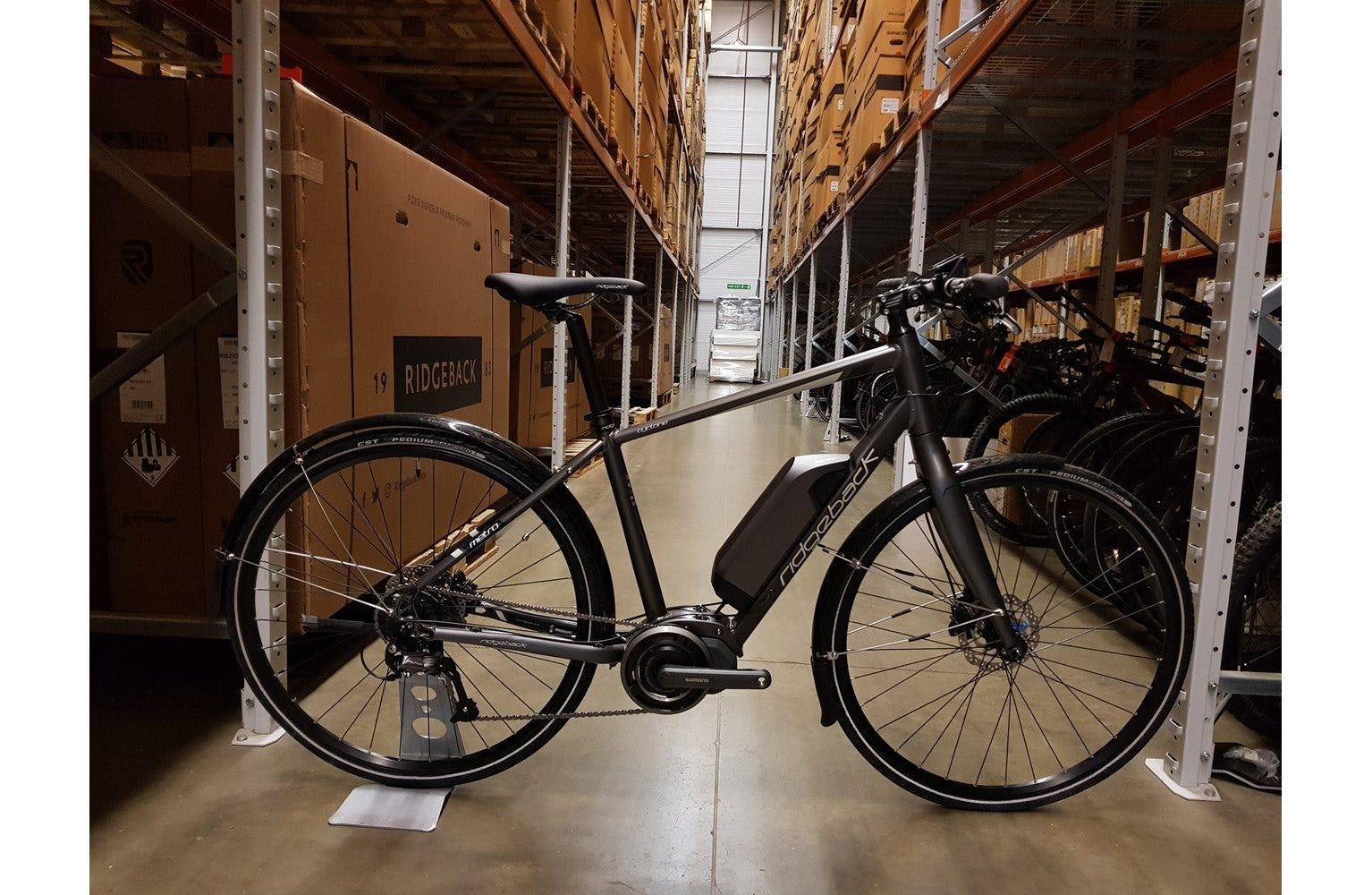 Ridgeback 2018  Cyclone Medium Ex Brand Sample Bike