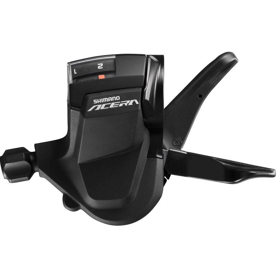 Shimano Acera SL-M3010 Acera shift lever, band-on, 2-speed, left hand