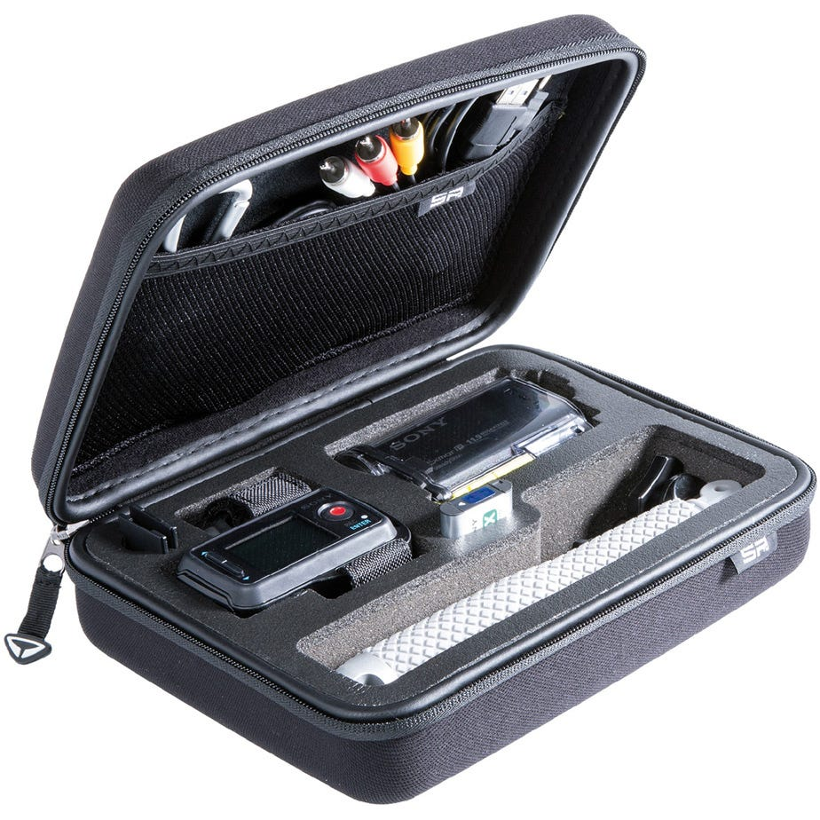 SP Gadgets POV Storage Case for Sony Action Cameras - black