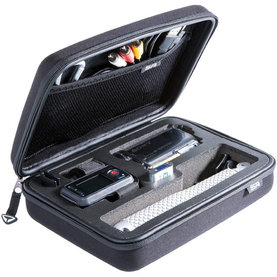 SP Gadgets POV Storage Case for Sony Action Cameras - black