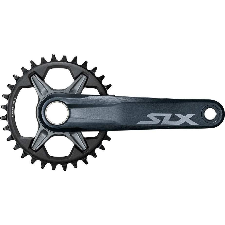 Shimano SLX FC-M7100 XT Crank set without ring, 12-speed, 52 mm chainline