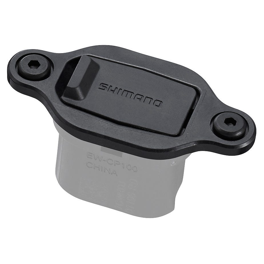 Shimano STEPS EW-CP100 satellite charging port, cable length 550 mm