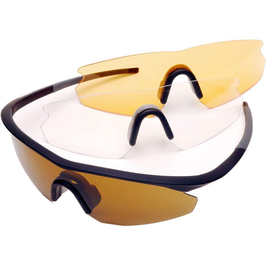 Madison D'Arcs - triple glasses set