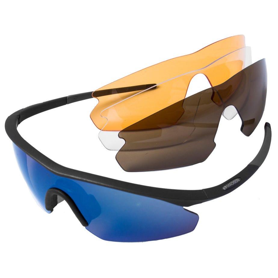 Madison D'Arcs - quad glasses set