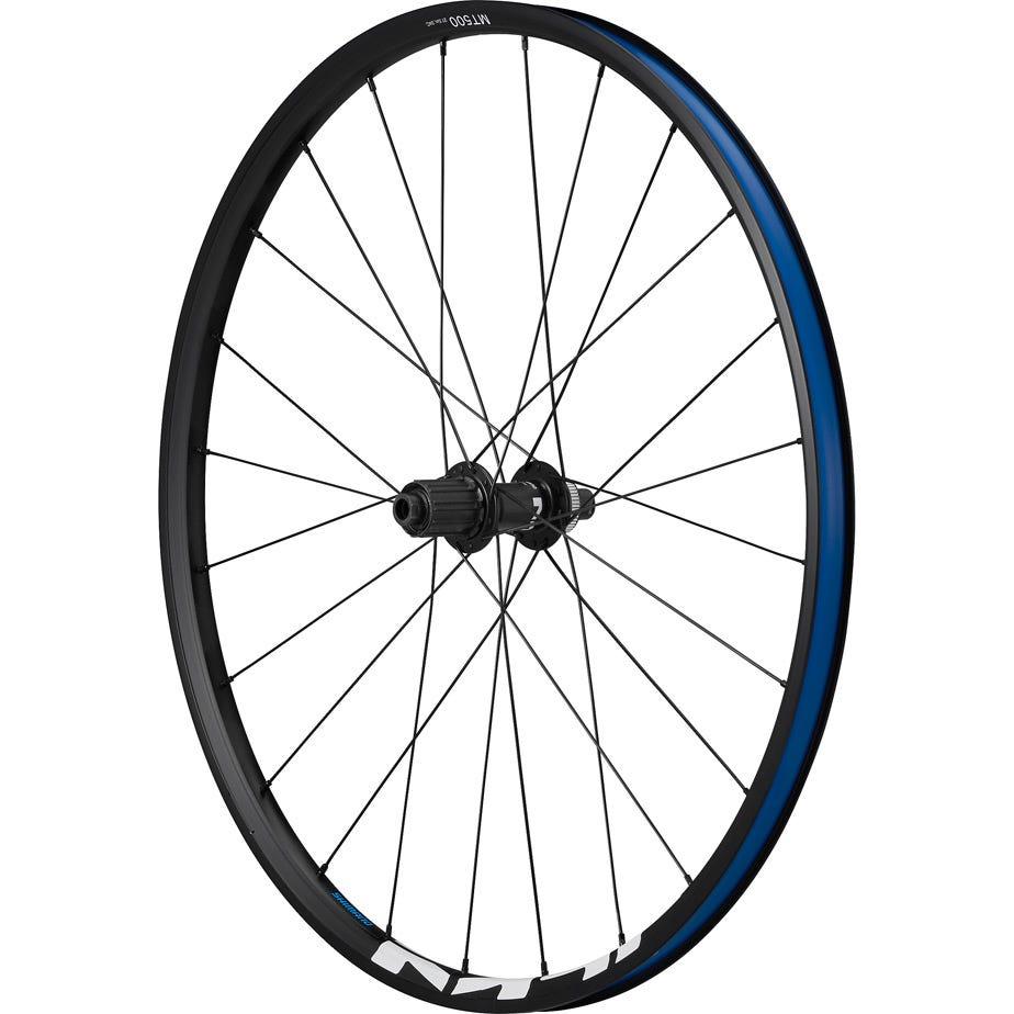 Shimano Wheels WH-MT500 MTB wheels, clincher for Centre-Lock disc brake