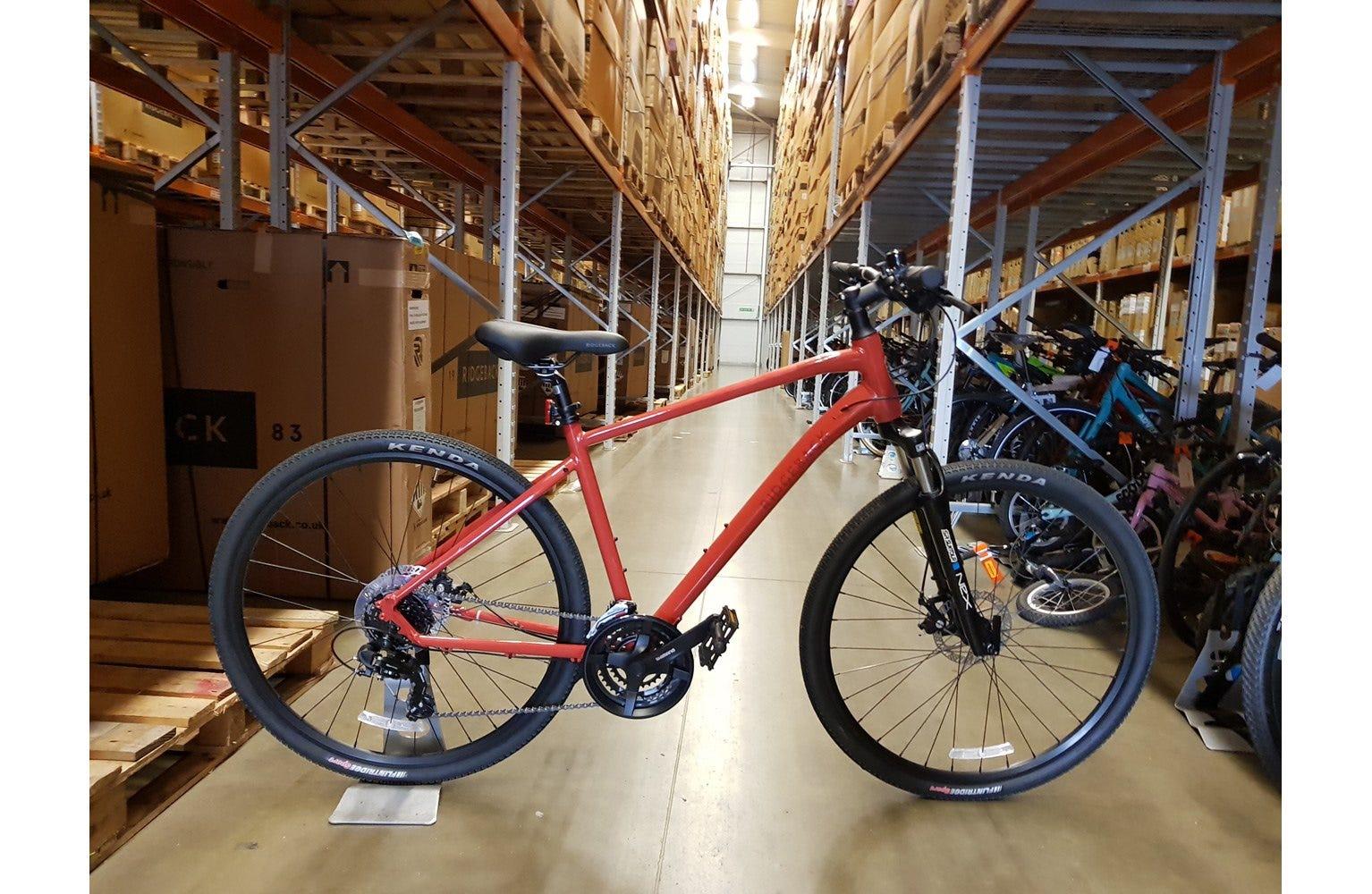 Ridgeback 2020 Nemesis LG Ex Display Bike