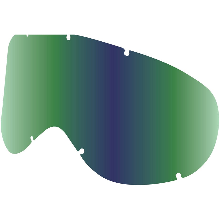 Dragon Goggles MXV Replacement Lens- Green Ion
