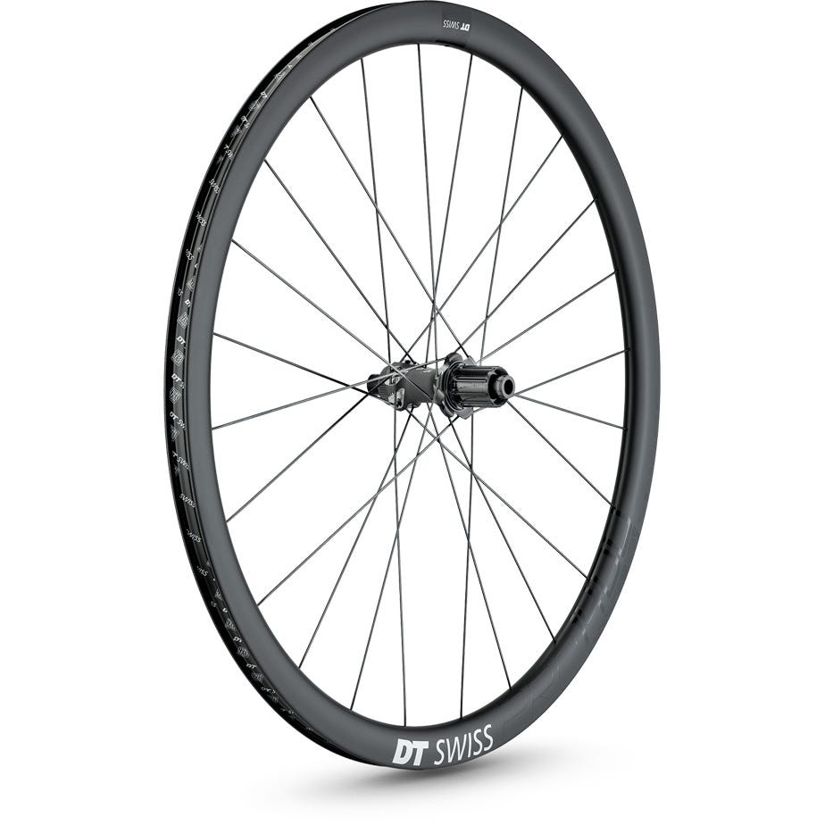 DT Swiss PRC 1400 SPLINE Clincher Disc Brake Wheel